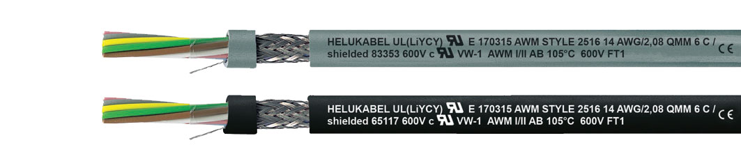 Command Cable UL (LiYCY)