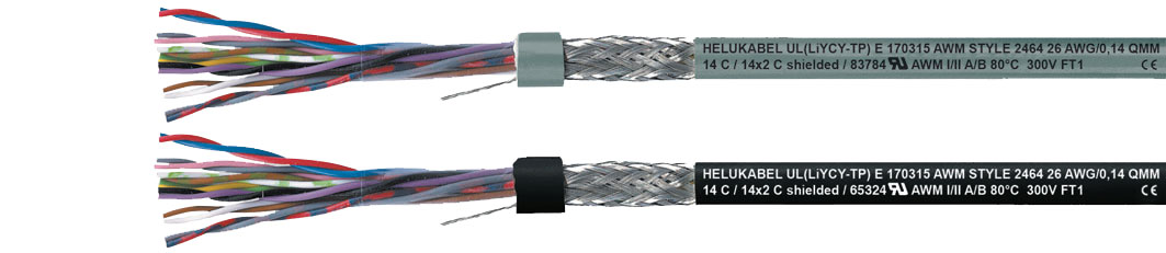 Command Cable UL (LiYCY-TP)